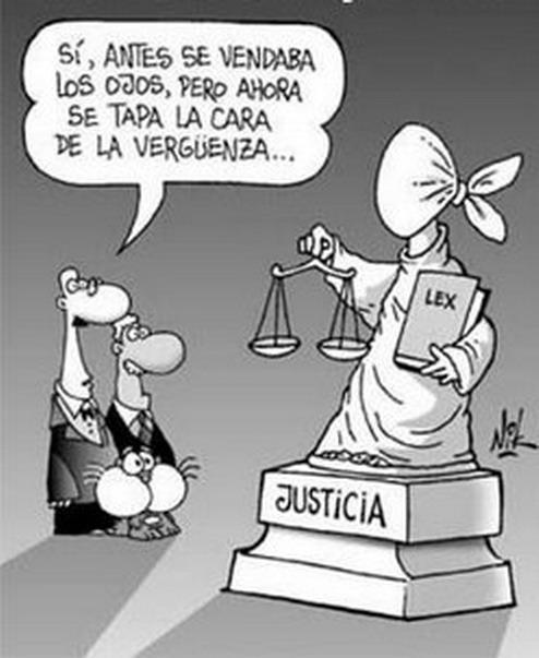 La verdadera justicia esta avergonzada, Imagen, D.R.A., MrVox Acaponeta